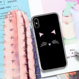 Cat Whisker iPhone Case