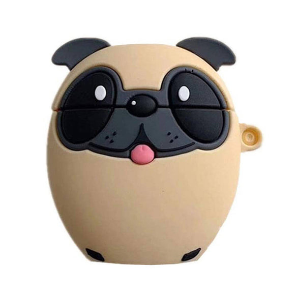 Pug AirPods Case