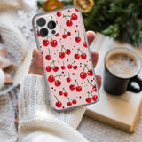 Fresh Cherries iPhone Case
