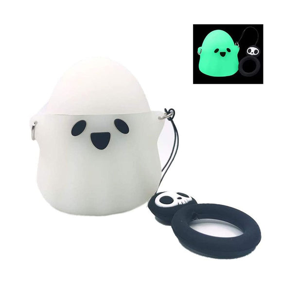 Ghost AirPods Case