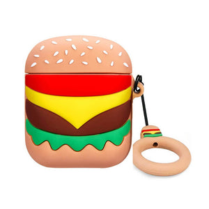 Hamburger AirPods Case