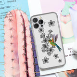 Hummingbird Bird iPhone Case