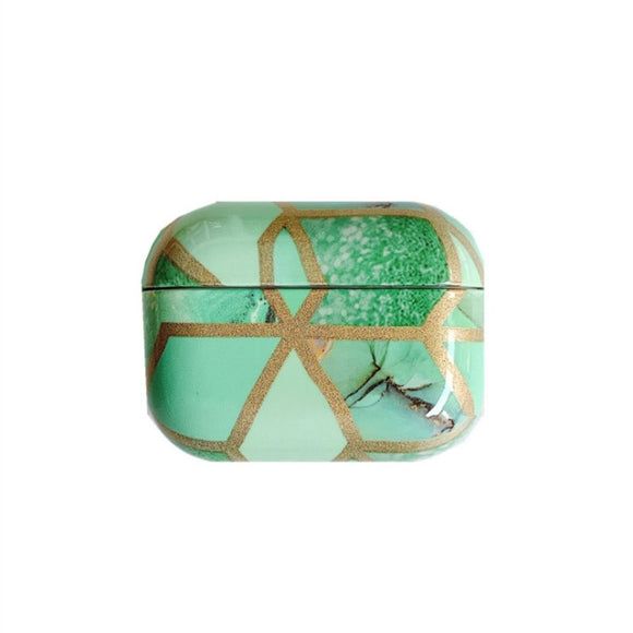 Turquoise Gemstone AirPods Case