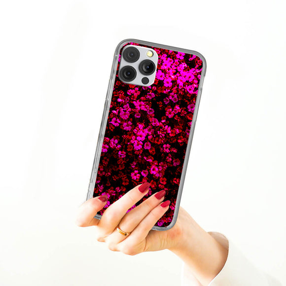 Meihua Flower iPhone Case