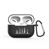 City Skyline AirPods Case