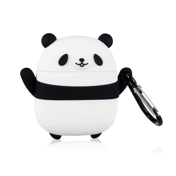 Panda Bear AirPods Case
