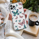 Butterflies Parade iPhone Case