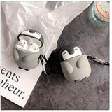 Penguin AirPods Case