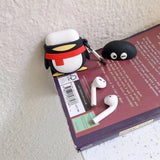 Penguin Scarf AirPods Case