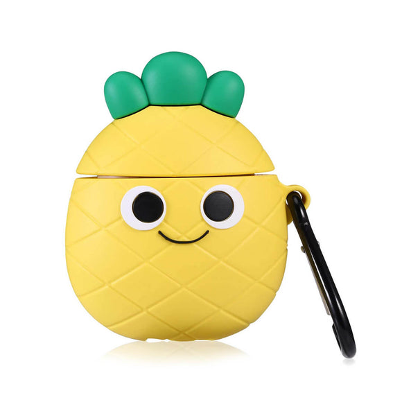 Smiling Pineapple AirPods Case