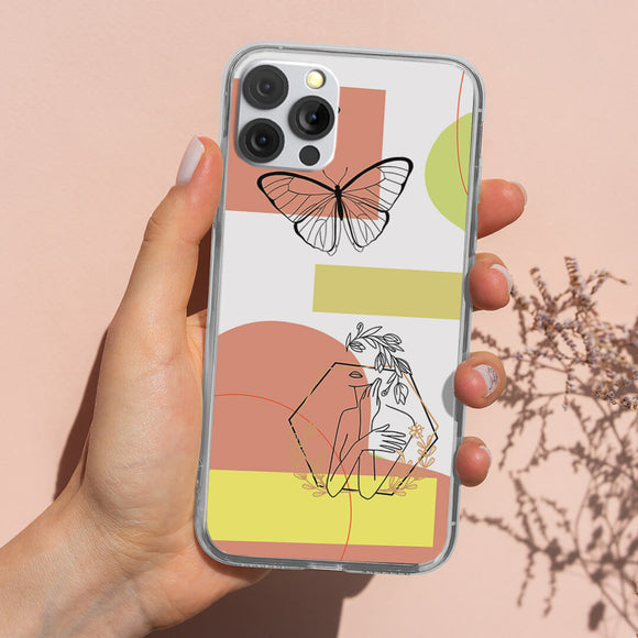 Spring Mood Thoughts iPhone Case