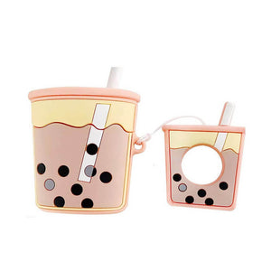 Boba AirPods Case