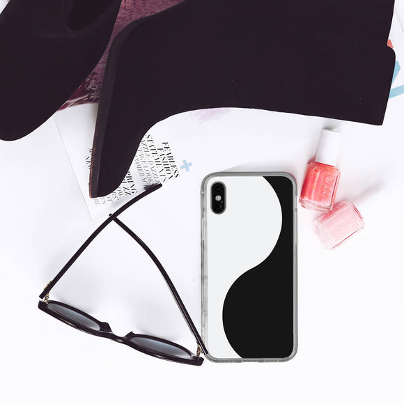 Yin Yang iPhone Case