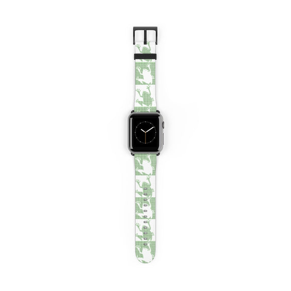 Tree Frog Apple Watch Band