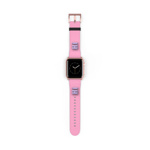 Hi Word Apple Watch Band
