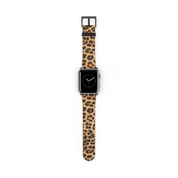 Cheetah Print Apple Watch Band