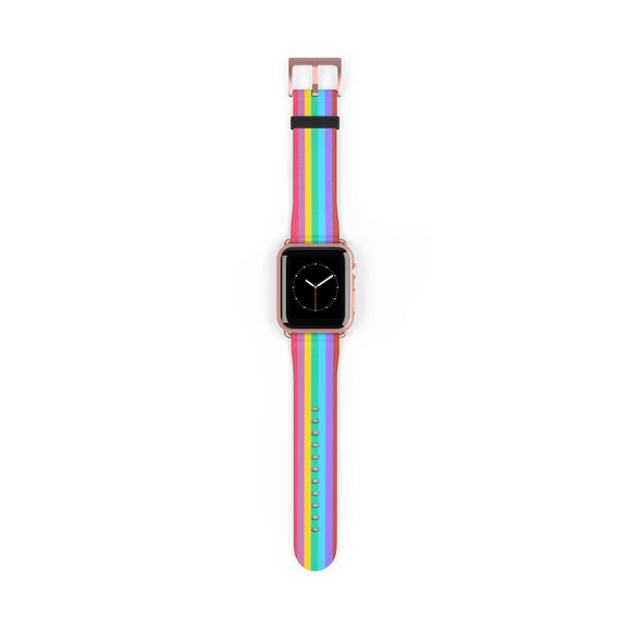 Rainbow Bridge Apple Watch Band