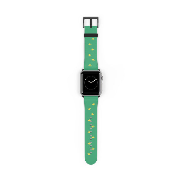 Cactus Shaped Apple Watch Band