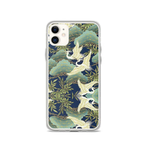 Crane iPhone Case