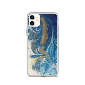 Colorful Marble iPhone Case