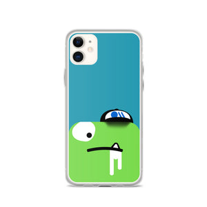 Creature iPhone Case