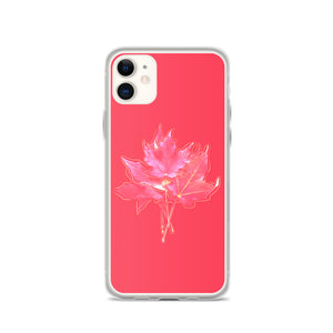 Autumn Maple Leaf iPhone Case