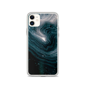 Deep Space Clouds iPhone Case