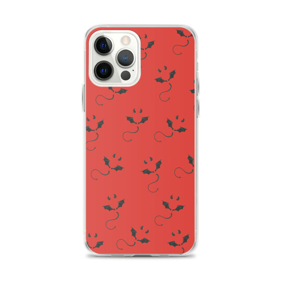 Devil iPhone Case