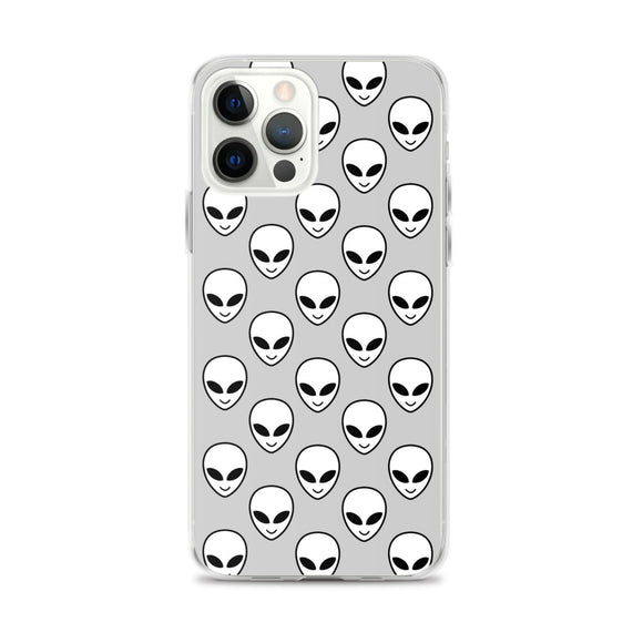 Alien Head iPhone Case