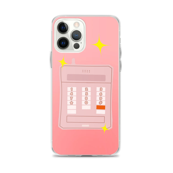Retro Cellphone iPhone Case