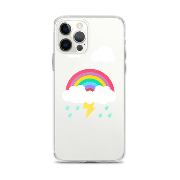 Rainbow Bridge iPhone Case