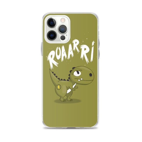 T Rex iPhone Case