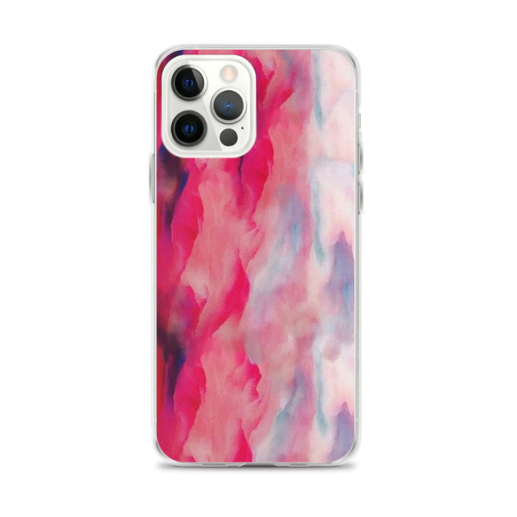 Colorful Clouds iPhone Case