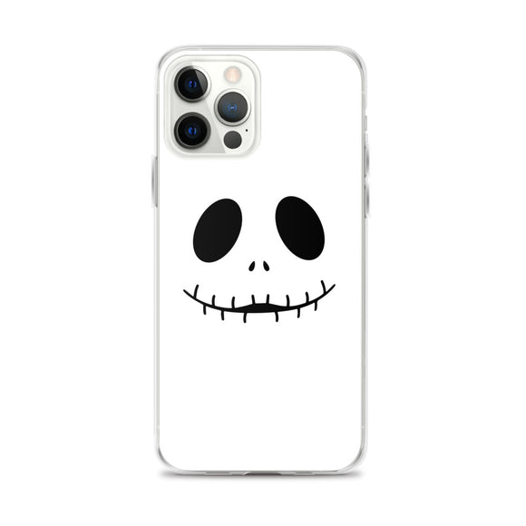 Cartoon Skull iPhone Case