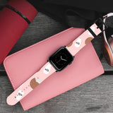 Macaron Biscuit Apple Watch Band
