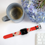 Modern Art Apple Watch Band