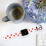 Strawberry Apple Watch Band