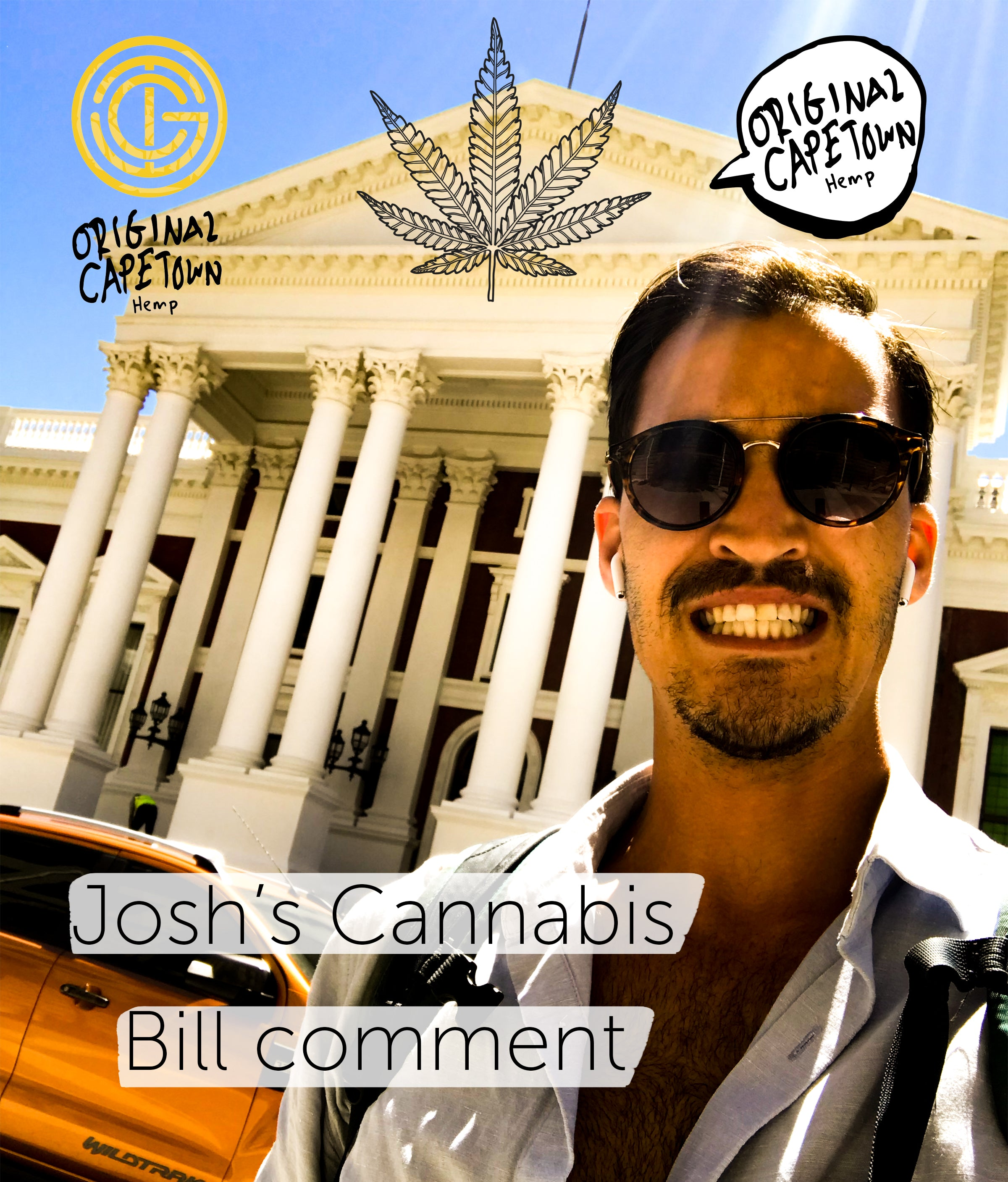 Submission on the Cannabis for Private Purposes Bill [B 19—2020]: Joshua Swart