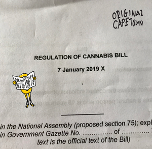 SA's Cannabis Bill!? What does it say??