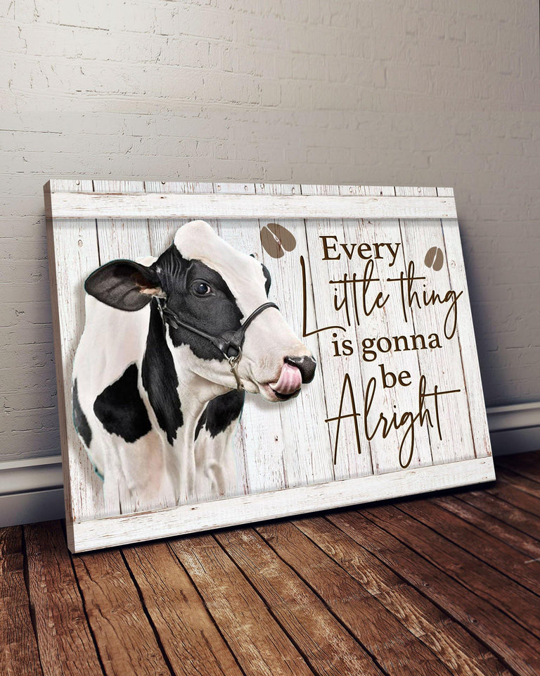 BENICEE Farm Every little thing Wall Art Canvas-canvas-Benicee