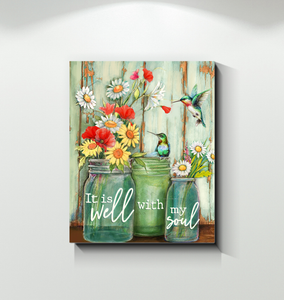 Canvas - Hippie - It's well with my soul - Benicee
