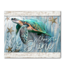 BENICEE Ocean Choose to Shine Wall Art Canvas-Canvas Prints-Benicee