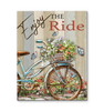 Canvas - Hippie - Enjoy the ride - Benicee