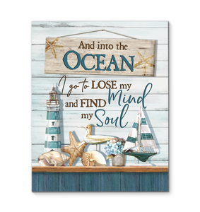 Canvas - Ocean - Find My Soul - Benicee