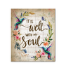 Canvas - Hippie - It is well with my soul 2 - Benicee