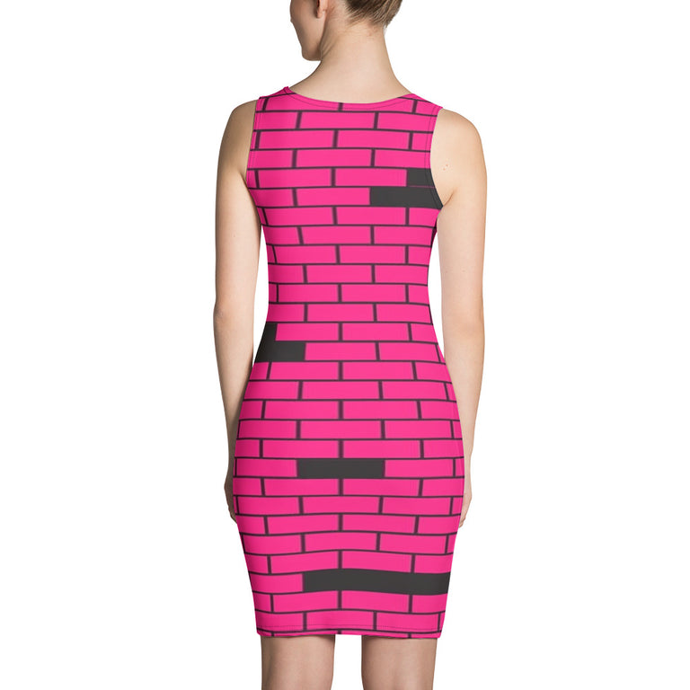 Brick Dress - Justin Don Shop