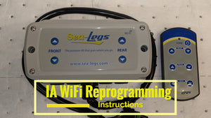 IA WiFi Transmitter Reprogramming