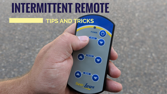 Intermittent Remote - Tips and Tricks
