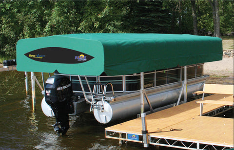 Sea-Legs Pontoon Lift System Canopy by Floe - Installation Guide