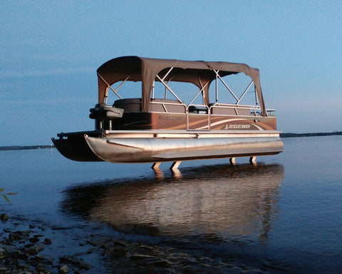 Twin Tube Pontoon Lift System Installation Guide